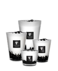 Feathers Bougie Baobab Collection