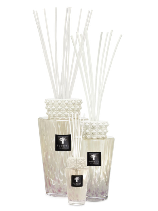 Totem White Pearls Baobab Collection