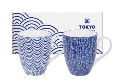 Coffret mugs Tokyo Design