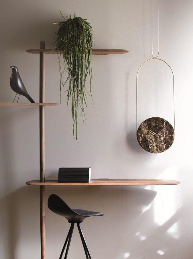 Casarredo_ Avant-Garde Design In A Nomon Clock