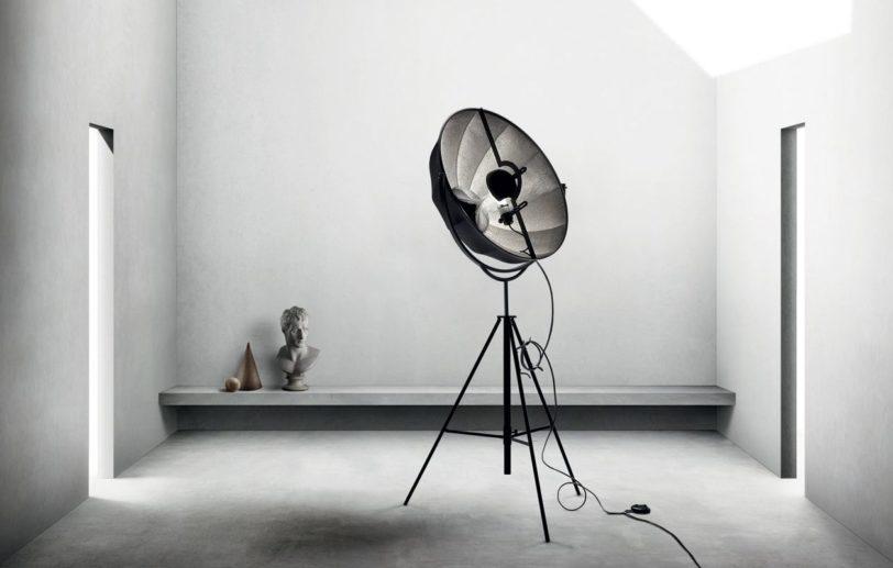 Fortuny Floor Lamp - Pallucco