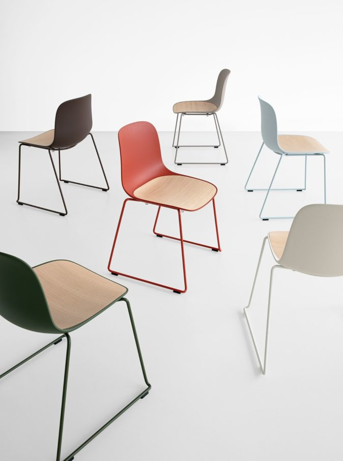 SEELA Chairs | New colours