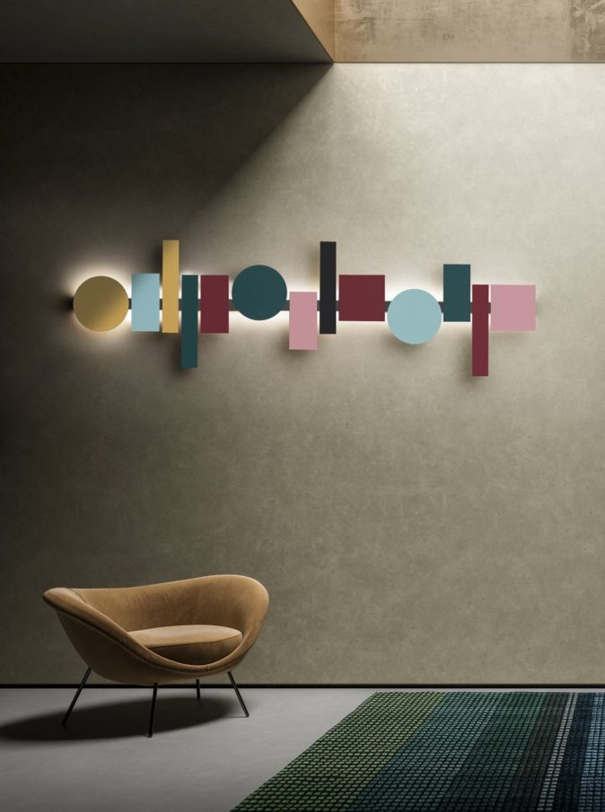 Totem Wall Lamp - Pallucco