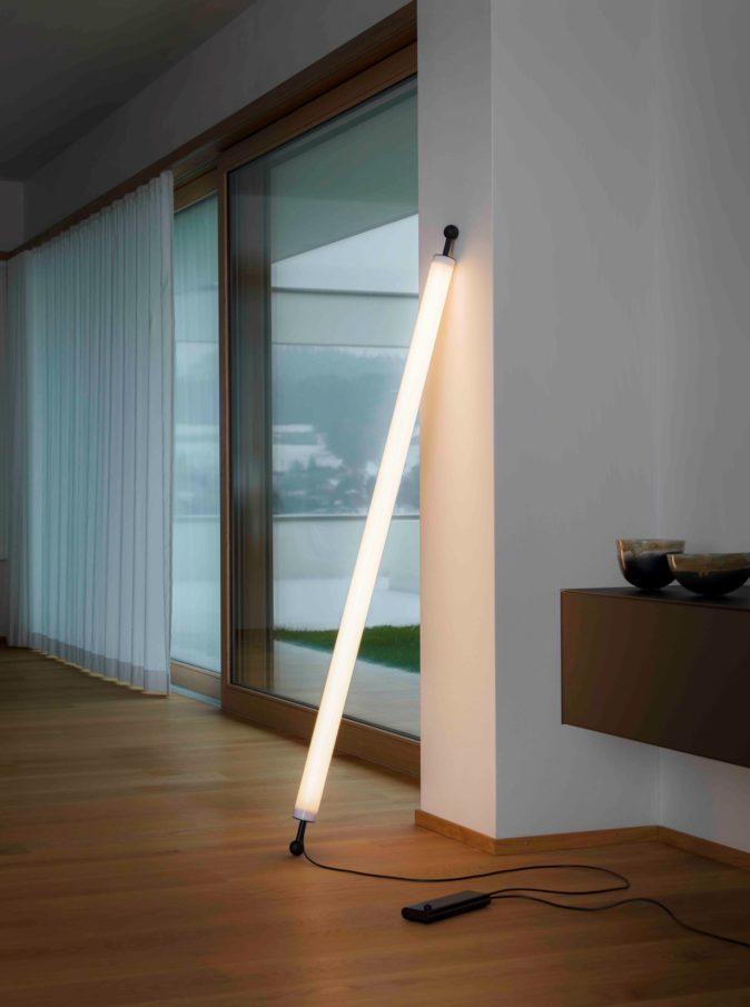 Tube Floor Lamp - Pallucco