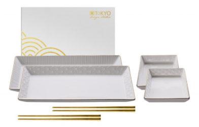 Set à Sushi Nippon White