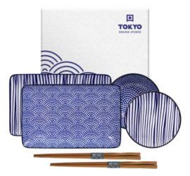Set à sushi Tokyo Design