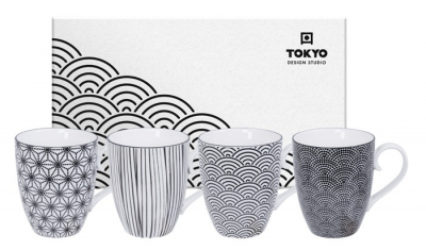 Set de mugs Tokyo Design