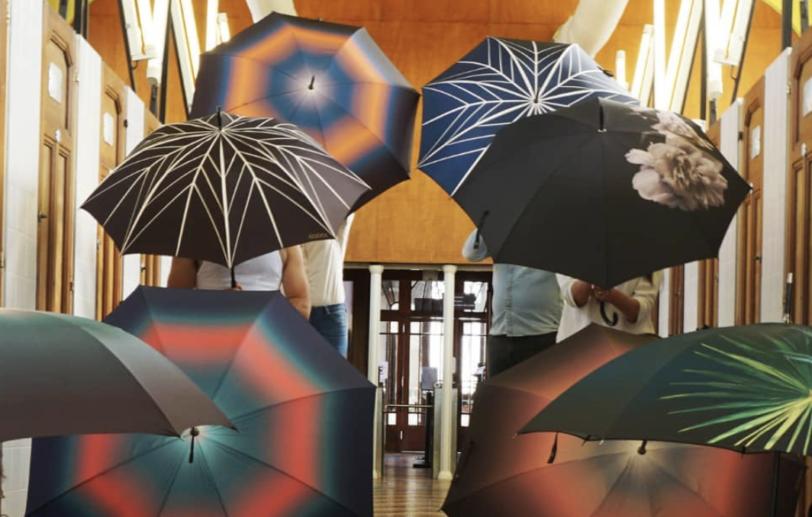 Packshot parapluie