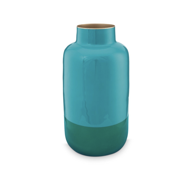 Vase bi-colors