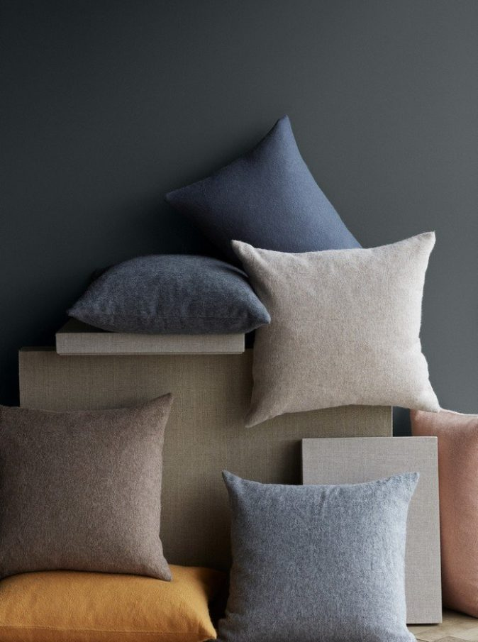 Coussin Elvang Thyme