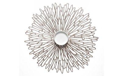 Set de table Bloom Silver